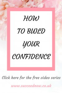FREE VIDEO SERIES: Click here for a free confidence video series to build your confidence