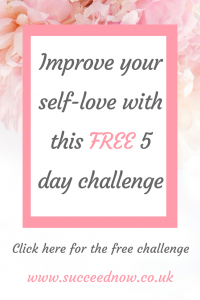 FREE CHALLENGE: Improve selfs-love with self-love journal prompts