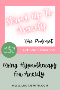 using hypnotherapy for anxiety