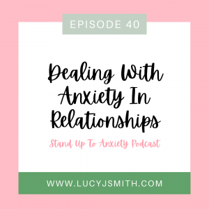 dealing with anxiety in relationships